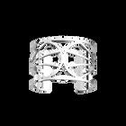 Garden Bracelet 40 mm, Silver finish image number 1