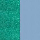 Cuir - Manchettes et Sacs, Paillettes Turquoise / Bleu Ciel image number 1