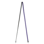 Thin shoulder strap, Black / Purple image number 1