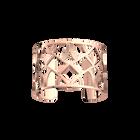 Hiboux Bracelet 40 mm, Rose gold finish image number 1