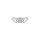 Papillon Pins, Silver finish image number 1