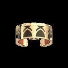 Manchette Amulette, Finition dorée, Blush / Bronze image number 1