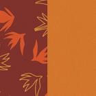 Cuir - Manchettes et Sacs, Dandelion / Abricot image number 1