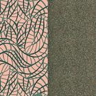 Cuir - Manchettes et Sacs, Fougères / Paillettes Multicolores image number 1