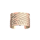 Ruban Bracelet, Rose gold finish, Cream / Gold Glitter image number 2