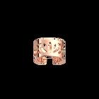 Lotus ring 12 mm, Rose gold finish image number 1