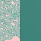 Cuir - Manchettes et Sacs, Libellule / Vert Pin image number 1