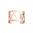 Cache Coeur Bracelet 40 mm, Rose gold finish image number 1