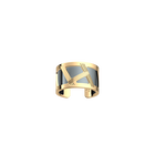 Bague Illusion, Finition dorée, Marine Mat / Ruthénium image number 2