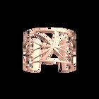 Luciole Bracelet 40 mm, Rose gold finish image number 1