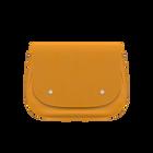 Bag La Besace, Mustard Yellow / Cornflower image number 1