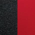 Cuir de ceinture, Paillettes Noires / Rouge image number 1