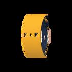 Bracelet Cuir Sun / Marine, boucle dorée rose image number 1