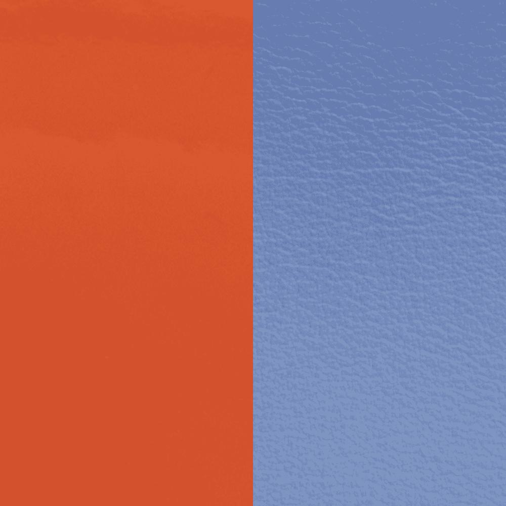 Leather insert, Turquoise Glitter / Sky Blue   LG EUROPE
