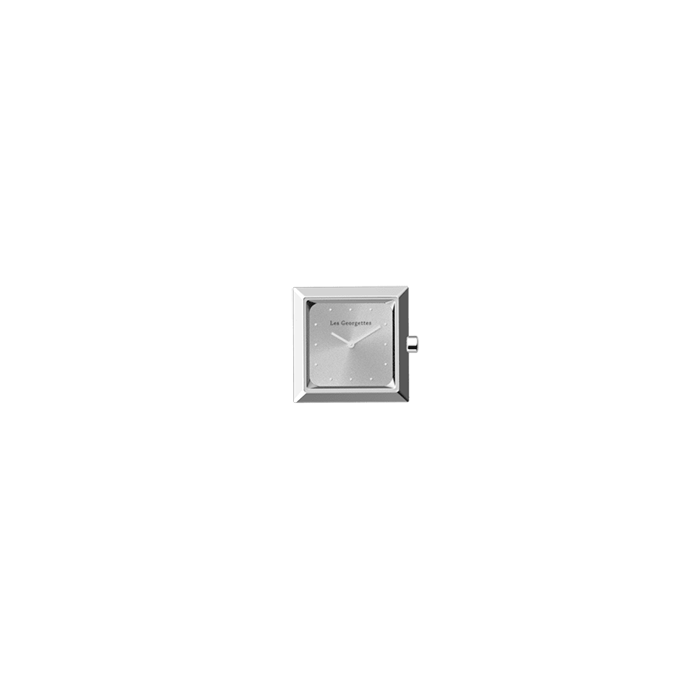 Watch case Absolue square, Silver finish image number 1